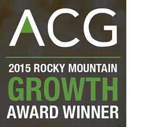 ACG Growth Award 2015
