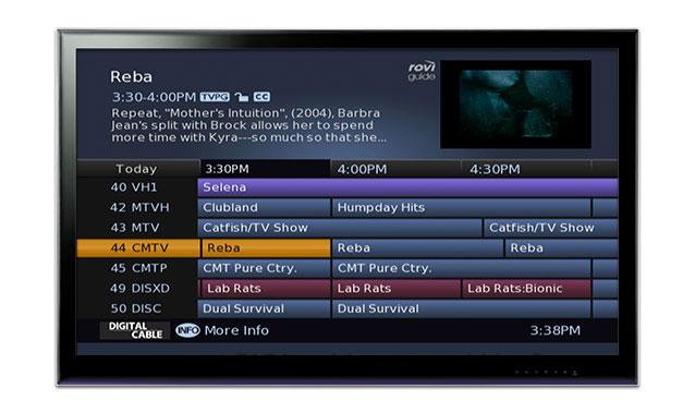 Rovi DTA GUIDE  sc 1 st  Evolution Digital & Cable Boxes | Universal DTAs u0026 Guides | Evolution Digital Aboutintivar.Com