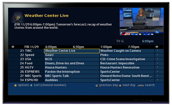 TiVo® DTA Guide | Evolution Digital - Solutions for Cable