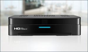 HD Hybrid IP/QAM MoCA STB