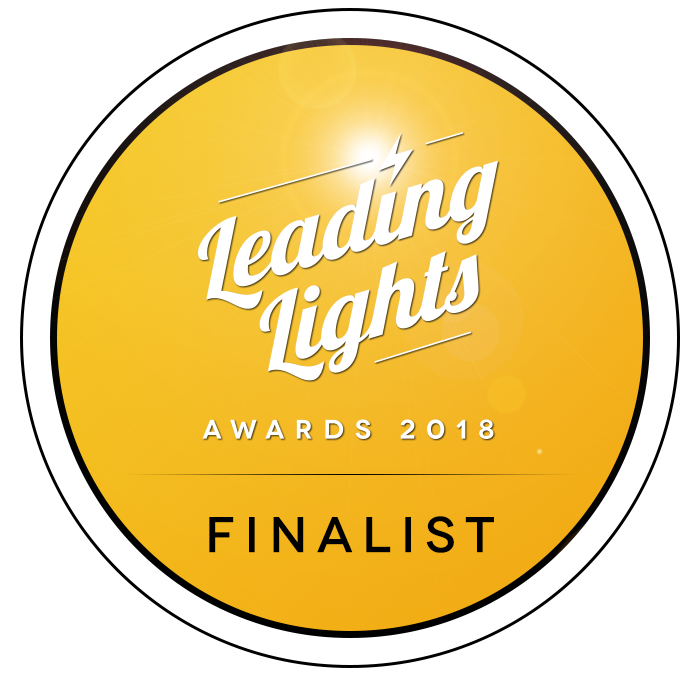 Evolution Digital Recognized as Finalist in Leading Lights Awards 2018