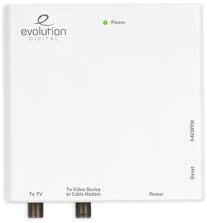 Evolution Digital Liberty Wall Plate HD uDTA